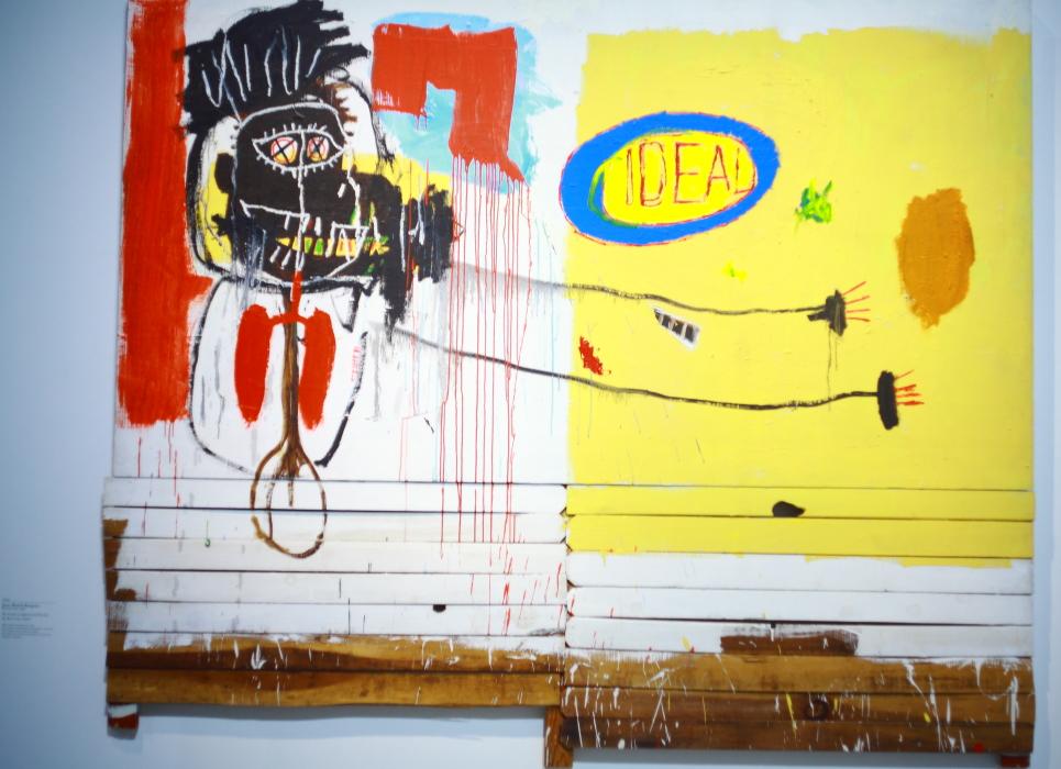 © Jean-Michel Basquiat